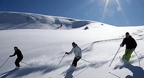 Nevicata eccezionale a Cortina