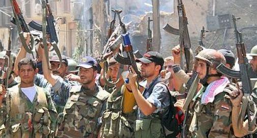 Siria: 270 i morti nei 17 giorni di scontri