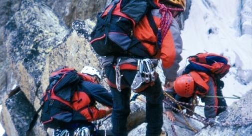 Notte all'addiaccio in Val Cimoliana, ritrovati due escursionisti dispersi