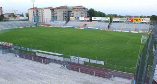 lo stadio Tenni di Treviso