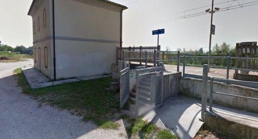 la stazione di Gorgo al Monticano