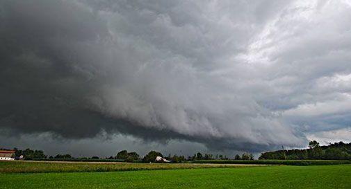 In arrivo nuova ondata di maltempo e temporali, stato di allarme in Veneto