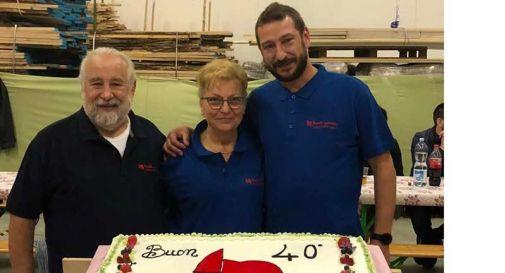 Graziella Busetti da 40 anni imprenditrice apprezzata