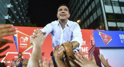 Finisce l'era Tsipras