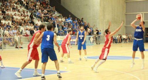 una fase del match di stasera a Pieve si soligo contro Trieste