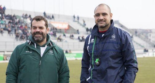 da sinistra, Fabio Ongaro e Marco Bortolami