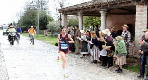 Il vincitore 2017 La Rosa transita a Borgo Malanotte