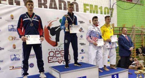 Binotto sul podio in Ungheria
