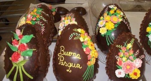 A pasqua i trevigiani consumeranno 230mila uova di cioccolato oggi treviso news il - Uova di pasqua decorati a mano ...