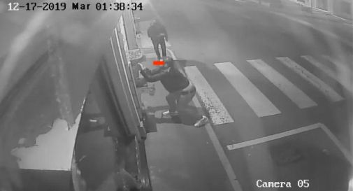 Vandali in azione da Tami a Vittorio Veneto: incastrati dalle telecamere