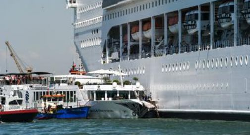 Incidente Venezia, indagati comandante e pilota