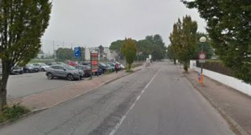via Gagliardi a Mogliano