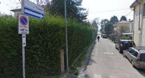 via Trieste a Mogliano