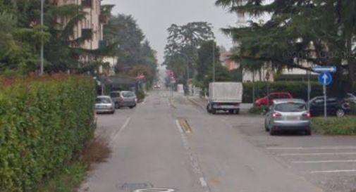 via XXIV maggio a Mogliano