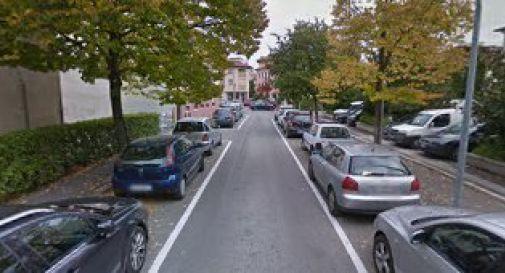 via degli Alpini a Oderzo