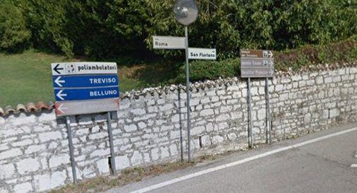Via San Floriano chiusa per quasi due mesi