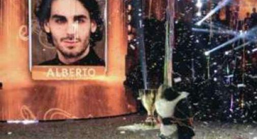 Alberto vince 'Amici'