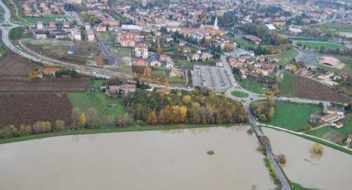 rischio alluvione a Motta