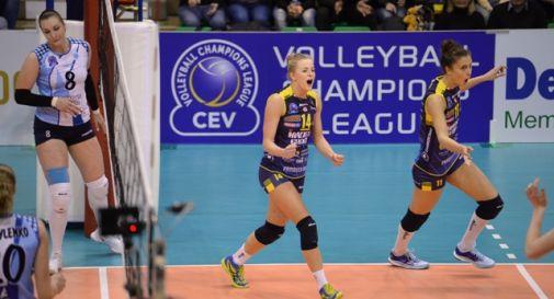 Pantere a Kazan con l'obiettivo Final Four